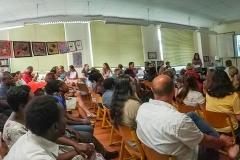 Präsentation von Impressionen aus dem Schulleben und in Ruanda aus 10 Jahren
