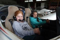Angehende Pilotinnen 1