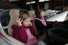 Angehende Pilotinnen 2