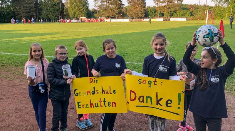 FCK-Traditionsmannschaft in Erzhütten